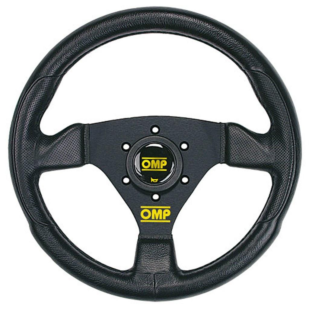 Kierownica OMP Trecento Rally - GRUBYGARAGE - Sklep Tuningowy